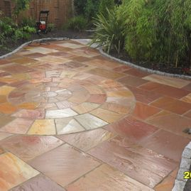Camel Dust Paving