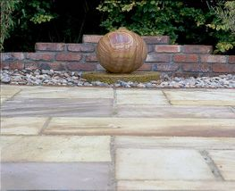 Indian Sandstone Spheres