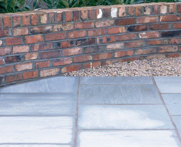 Grey Indian Sandstone Paving
